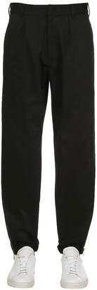 Givenchy Japanese Cotton Combat Pants