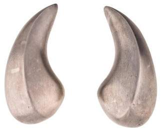 Givenchy Sculpted Clip-On Earrings