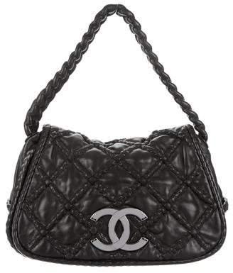 Chanel Hidden Chain Flap Bag