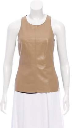 Bailey 44 Sleeveless Vegan Leather Top