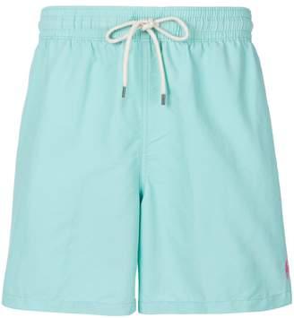 Polo Ralph Lauren embroidered logo swim shorts