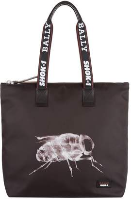 Bally X Shok-1 Printed Tote Bag