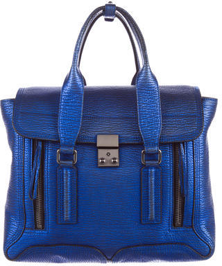 3.1 Phillip Lim 3.1 Phillip Lim Medium Pashli Satchel