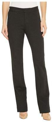 NYDJ Ponte Trouser Pants Women's Casual Pants