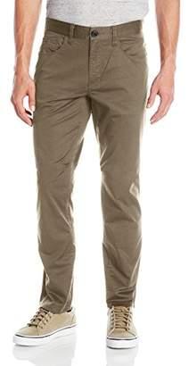 Perry Ellis Men's Slim-Fit Five-Pocket Pant