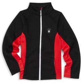 Spyder Boy's Central Full Zip Sweater