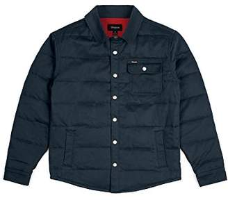 Brixton Men's Cass Tailored Fit Quilted Jacket