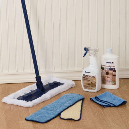 Ultimate Hardwood Floor Cleaning Kit