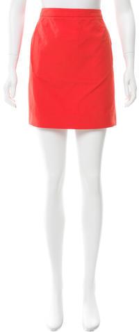 Balenciaga Balenciaga Classic Mini Skirt