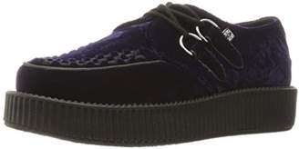 T.U.K. Women's V9096 Viva Low Sole Creeper Oxford