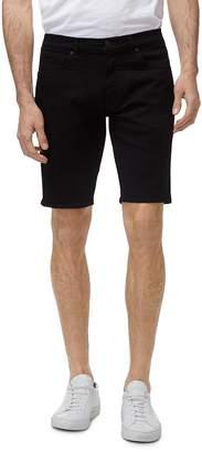 J Brand Eli Rolled-Hem Slim Fit Denim Shorts