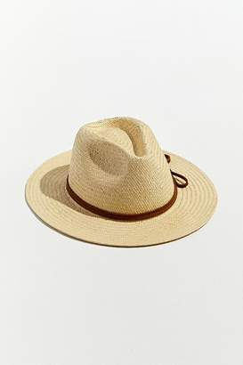 Urban Outfitters Straw Fedora
