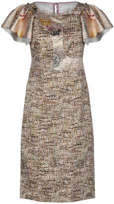 SONIA FORTUNA Knee-length dresses - Item 34903692XU