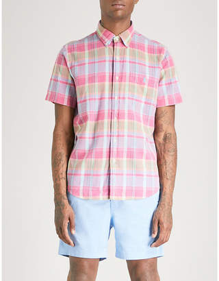 Polo Ralph Lauren Checked relaxed-fit cotton shirt