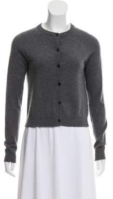 Zadig & Voltaire Wool Sequin-Accented Cardigan