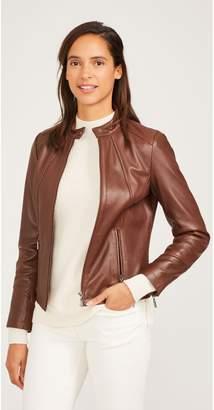 J.Mclaughlin Laney Leather Jacket