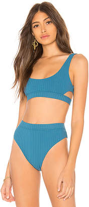 Bond Eye Heatwave Rib Bikini Top