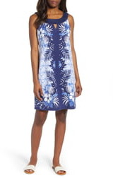 Tommy Bahama Estrella Azzurra Shift Dress