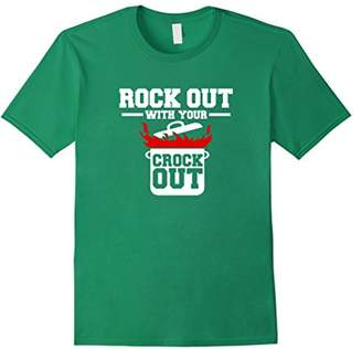 Rock Out with Your Crock Pot T-Shirt