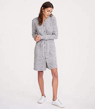 Lou & Grey Brushmarl Shirtdress