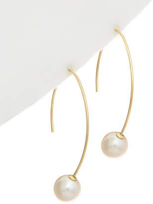 Honora 14K 9-9.5Mm Pearl Drop Earrings