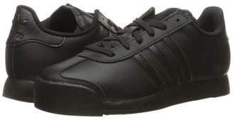 Adidas nero di pelle pieno fiore uomini scarpe adidas nero 10
