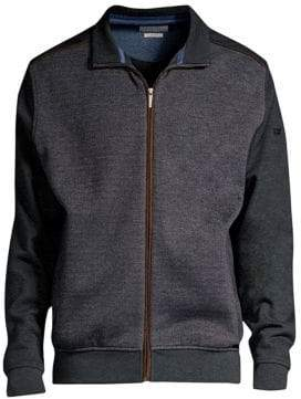 Bugatti Regular-Fit Full Zip Knit Bomber