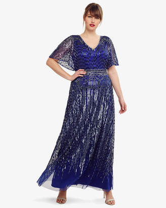 735dc644a3ced Phase Eight Athena Beaded Maxi Dress