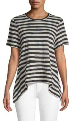 Proenza Schouler Flared Cotton Tee