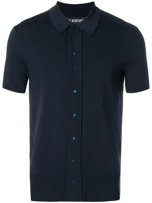 Neil Barrett buttoned polo shirt