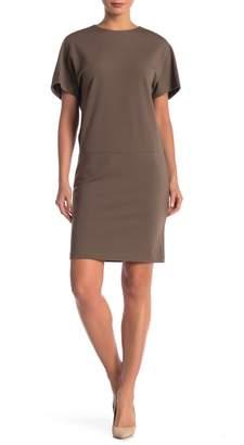 Lafayette 148 New York Bloussant Dress