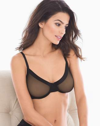 Le Mystere Infinite Sheer Unlined Demi