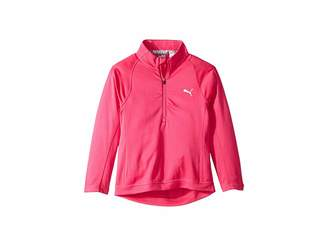 Puma Kids 1/4 Zip (Little Kids/Big Kids)