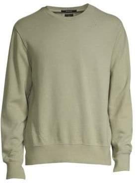 Ksubi Seeing Lines Cotton Sweatshirt