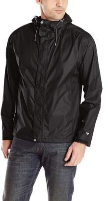 White Sierra Men's Trabagon Rain Shell Jacket