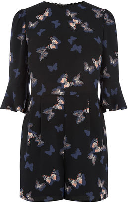 Oasis Butterfly Playsuit