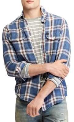 Polo Ralph Lauren Cotton Twill Button-Down Shirt