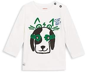 Catimini Baby's & Little Boy's Dog & Cat Cotton Tee