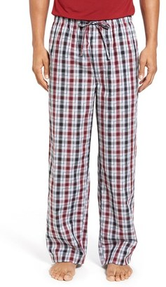 Men's Big & Tall Nordstrom Men's Shop Woven Lounge Pants $34.50 thestylecure.com
