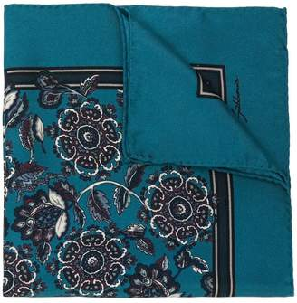 Dolce & Gabbana floral handkerchief