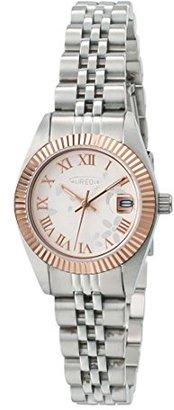 Aureole [オレオール 日本製10気圧防水クォーツデイト レディース腕時計 SW-592L-E