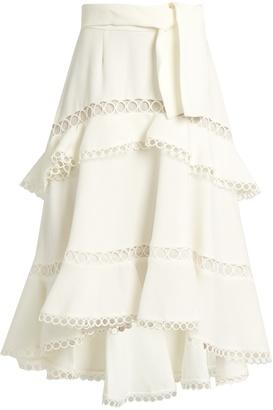 Zimmermann Winsome tiered skirt