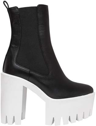 Stella McCartney 120mm Monsters Faux Leather Boots