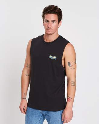 Wrangler Heavy Fuel Muscle Tee