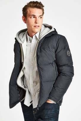 Jack Wills Embleton Hooded Puffer Jacket
