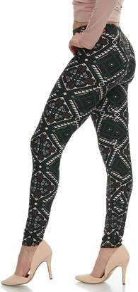Lush LMB Moda Extra Soft Leggings with Designs