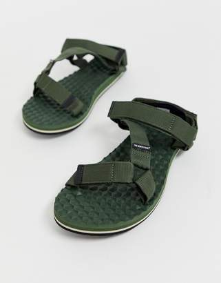 The North Face Base Camp Switchback sandal in green