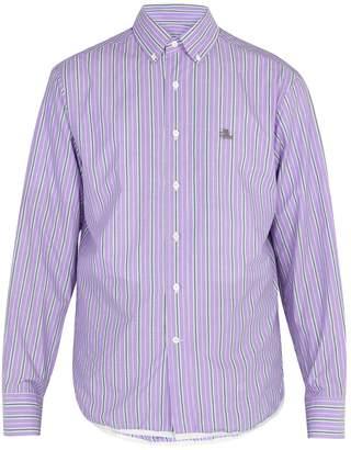Lanvin Striped cotton shirt