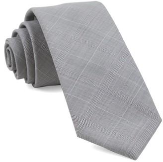 The Tie Bar Neutral Streak Plaid