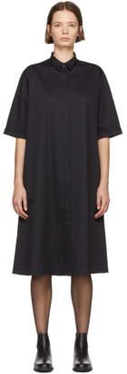 YMC Black Joan Shirt Dress